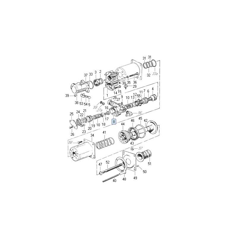 Parker Racor Parts Wiring Diagram And Fuse Box