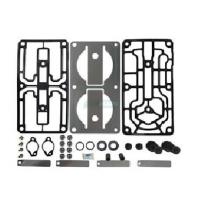 Juego De Reparación Juntas Y Flaper Para Compresor K148342 // Mercedes Benz Om457 Atron 1635/ Axor/ O 500 Ma-mda-ua-uda