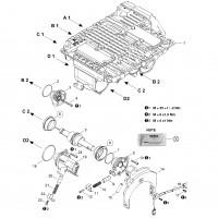 Jue. De Rep. Caja I-shift // 4213650000 - Volvo Buses Y Camiones