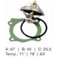 Valvula Termostatica - Mercedes Benz - Br 400
