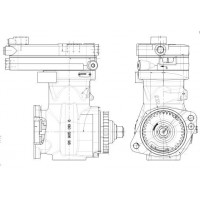 Compresor Monocilindrico