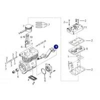 Eb018573 Cigueñal Compresor K016615kt