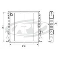 Radiador  Scania T 112/ 113  Oem - 334.840/ 5