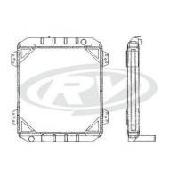 Radiador  Scania  Estacionario  Ds 11 A 06  O