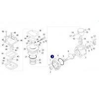 Soporte Frontal // Reparación Para Compresor 88 Mm Para Motor Mwm 6.1  Ford/vw - Volkswagen  Lk38