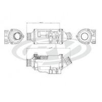 Radiador-aceite  Scania  Aceite  T 113 / R 11