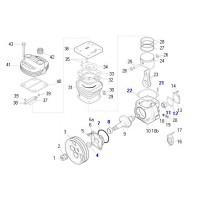 Reparacion Cigueñal // Compresores Ii88770 - Ii15206 - Ii15211
