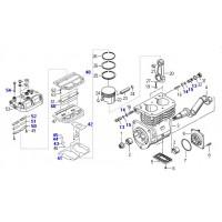 Ii325810061  Reparacion De Aire (piezas Metál