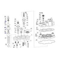 Kit De Componentes // Válvula 4 Circuitos Apu