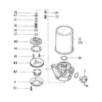 Kit Componentes Para Ii16149-k005022/23/24/25