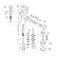 Kit Componentes Para Valvula. I83250
