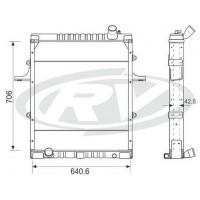 Radiador // Volkswagen 17-210 Mwm  Oem - 2vr.121.253.a