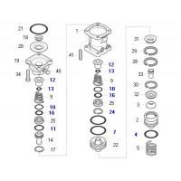K0074460062-juego De Reparacion Parcial Pedal
