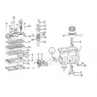009583 Cigueñal Compresor  K024410n05 - Lk495