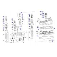 Reparacion (piezas No Metalicas) Para Apu Ii3