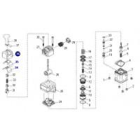 Kit De Componentes Para  Valvula Dpm93a - Dpm