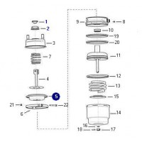 0273010061 Reparacion Cilindro Comb