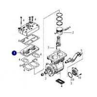Seb01034004 Kit Placa De Valvula Para Compres