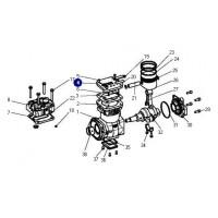 Entretapa Compresor // K001389 Y K0011246