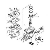 Ii377600061 Reparacion Tapa Compresor.