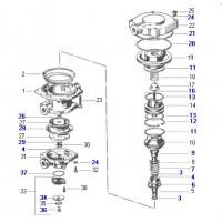 Jue. De Rep. Válvula Distribuidora Sc R/t 112/113/142/143(h.1993)p/4230