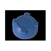 Tapa Plastica Azul