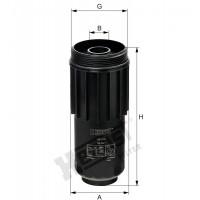 Filtro Roscado De Aceite // Iveco - Oem 2996416 / 500054655 / 504120410 / 504213799 - A Partir De 06/ 2007 - N. Original Ford