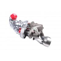 Turbo R2s (kp 35 + K 04) // Motor: Motor 2,0 Tdi-cr - App:  Volkswagen - Amarok - Oem 03l145715j