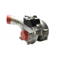 Turbo Bv50 // Motor: 3.0l V6 Tdi - App: A4 - 3.0 Tdi Passenger (233 Hp)