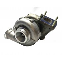 Turbo K 26 // Motor: Tamd31m - App: Penta Ship 110 Hp