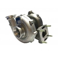 Turbo K 26 // Motor: Tamd41 - App: Penta Ship 197 Hp