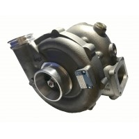 Turbo K 33 // Motor: D2840lye - App: Man Ship 820 Hp