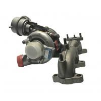 Turbo Bv39 // Motor: Atl - App: A2 Tdi (90 Hp) 2003-08