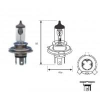 Lamp. H4 24v 70/75w Stándar