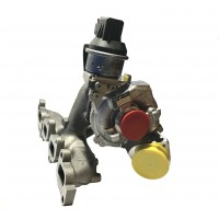 Turbo Bv40  -  Ex 54409880007 // Motor: 2.0 Tdi Potenciado - App: Passat / Tiguan / Vento / Amarok (140hp)  // Oem : 03l25301