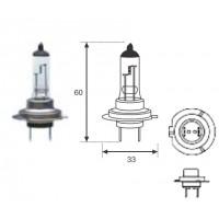 Lamp. H7 24v 70w Stándar