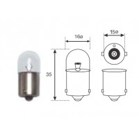 Lamp.r5w 24v 5w Heavy Duty