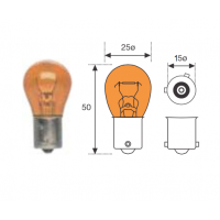 Lamp.py21 24v 21w Ambar