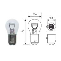 Lamp. P21 12v 21/5w