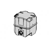 Silenciador / Bs: 500 X 550 Mm - Pd : ø65 - Scania  Serie 4- Oem 1500455 / 1800871/ 1337750/ 1484094
