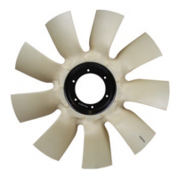 Helice Dtro. 650 / 9 Aspas(reemplaza 16.47-43368-63.a) / Ccw // Volkswagen- Mercedes Benz // Motor: Om 904 / 924 / 906 / A/la