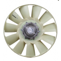 Conjunto Helice Viscosa- Reemplazado Por 178.070000498 /  Fan / Fan Drive Assembly S710/d 1707ed00118a Truck Mercedesbenz 163