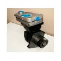 Compresor Om457 Electronico 1 Cil. Tapa Larga Ref. Wabco 4123520260/412350270/412350310