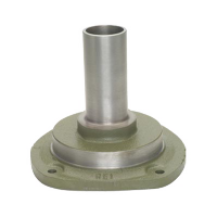 Tapa Frontal De Caja De Cambios Tubo Ext.60mm-largo 113mm // M Benz L1718-omnb O371rs/rse/rsl-o400 Premiun-o400 Rs/rsd Buggy/