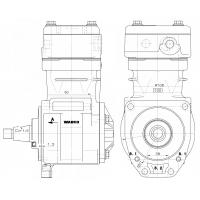 Compresor De Aire // Iveco