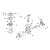 Jue. De Rep. Piston Y Biela Para Compresor 4111510060/70-4111540050-8845034370 // sustituido Por 9115016252