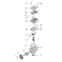 Compresor De Aire // Iveco Cursor 450 E33t