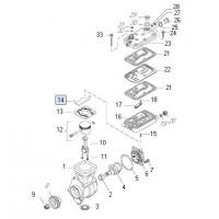 Flapper Compresor 4123520150
