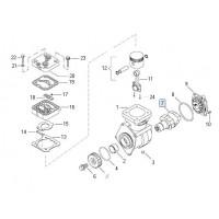 Cigüeñal Compresor // Mb 9111530010.