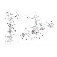 Cigüeñal Para  Compresor  9111535480/5520